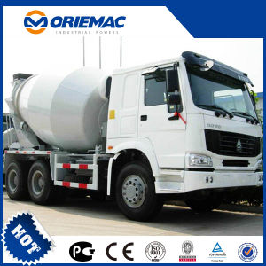 10 Cubic Mixing Tank Truck 6X4 Concrete Mixer Truck pictures & photos