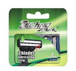 Twin Stainless Steel Replaceable Blades System Razor pictures & photos