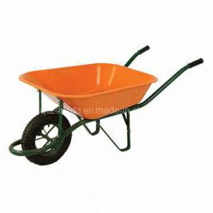 Galvanized Wheel Barrow/Wheelbarrow/Hand Trolley pictures & photos
