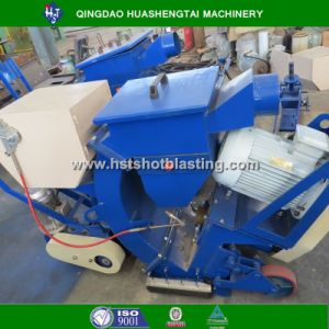Mobile Road Surface/Asphalt Road Shot Blasting Machine