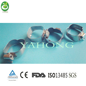High-Quality Orthodontic Molar Bands with CE, ISO, FDA pictures & photos