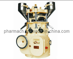 Zp19 Semi Automatic Sigle Punch Rotary Medicinal Tablet Press pictures & photos