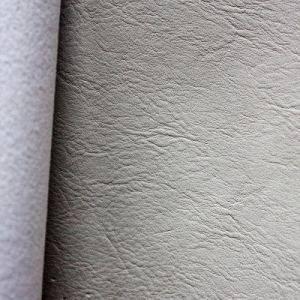 Burnish PU Leather for Shoes
