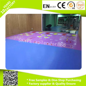China Manufacture Professional PVC Flooring Roll pictures & photos