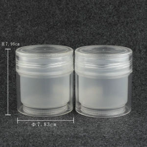 Mask Cream Jar with Double Walls