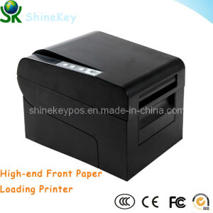New POS 80mm Thermal Ticket Printer (SK F930M Black) pictures & photos