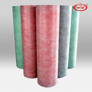 Polyethylene Polyester Waterproof Membrane Withprofessional Manufacturer pictures & photos