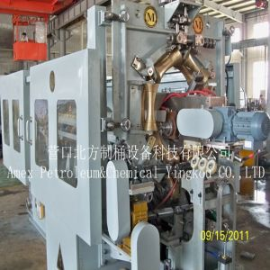 Steel Drum Automatic Seam Welding Machine pictures & photos