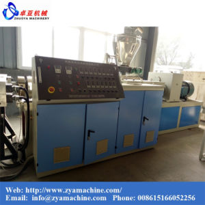 Quality PVC WPC Foam Board Machine for Construction Formwork pictures & photos