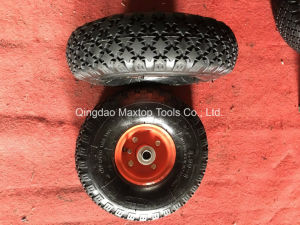 Maxtop 400-4 Pneumatic Wheelbarrow Rubber Wheel pictures & photos