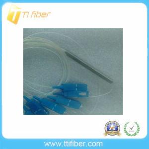1*8 Steel Tube Fiber Optic Singmode Fbt Splitter pictures & photos