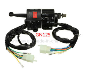 Ww-8736, GS125, Gn125, Motorcycle Part, Motorcycle Handle Switch, pictures & photos