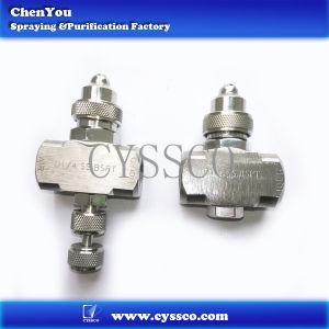 Air Atomizing Misting Adjustable Air Water Spray Nozzles