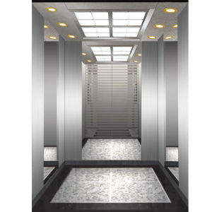 Safe&Popular Passenger Lift Elevator for Building pictures & photos