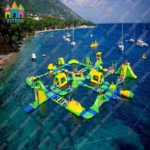 Giant Inflatable Floating Water Park pictures & photos