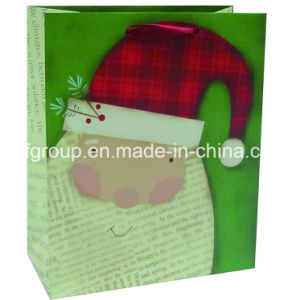 High Quality Popular Christmas Paper Gift Bags pictures & photos