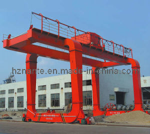 Box Girder Gantry Crane With Trolley (DCS37T-15M-09M) pictures & photos