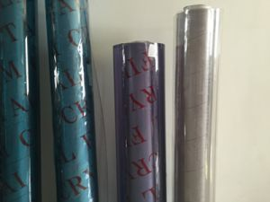 PVC Calendar Film for Table Cloth pictures & photos