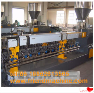 Pet Double Ranks Plastic Recycling Granulator pictures & photos