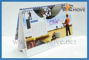 Color Desk Calendars (OP#120501)