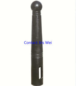 Sand Casting Iron Bollard (BC. E-A40) pictures & photos