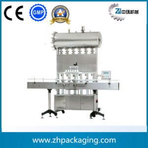 Automatic Liquid Filling Machine (Dfy6t-6g) pictures & photos