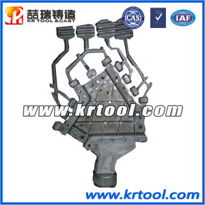 Aluminum Alloy Squeeze Casting for Engineering Components pictures & photos