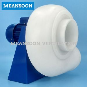 160 Plastic Corrosion Resistant Centrifugal Fan pictures & photos