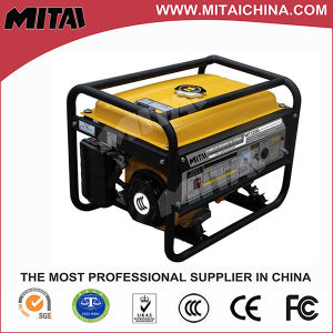 6.5HP Electric Circuit Air-Cooled Gasoline Generator Set