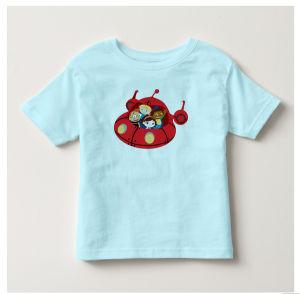 Playhouse Disney Spaceship Shirt pictures & photos