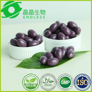 Anti-Radiation 500mg Organic Grape Seed Oil Softgel pictures & photos