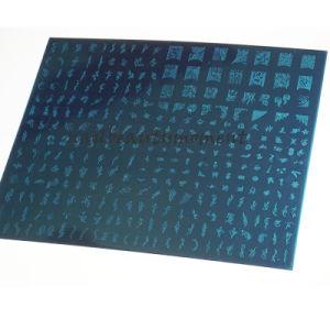 Nail Art XXL Stamp Template DIY Manicure Tool (SNA05)