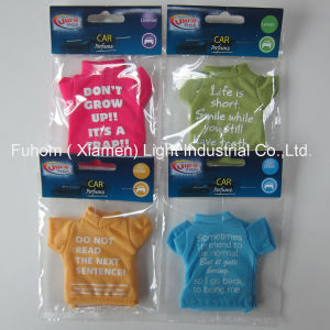 Customized Development Scented Cloth Air Fresh pictures & photos