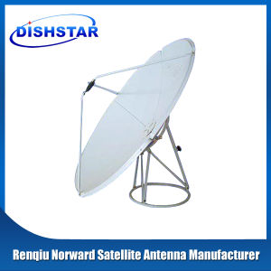 Outdoor C Band 120cm Satellite Dish Antenna