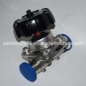 Food Industry Sanitary Diaphragm Valve