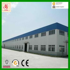 Light Steel Structure Automobile 4s Shop (EHSS104) pictures & photos