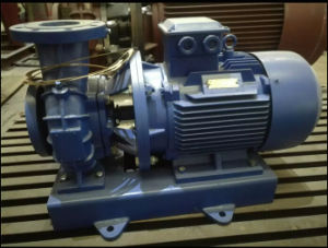 Single Stage Single Suction Pipeline Water Pump pictures & photos
