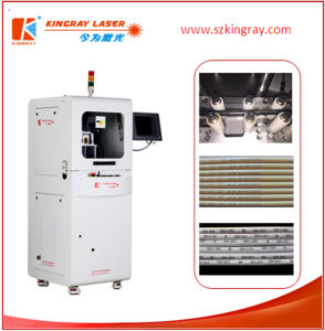 Cable Fiber Laser Marking and Laser Engraving Machine
