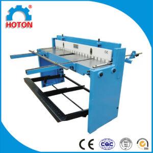 Foot Shearing Machine (Foot Cutter Q01-1.0X1000 Q01-1.5X1320 Q01-2X1000 Q01-1.5X1320A) pictures & photos