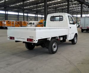 EEC Approved Electric Pickup with One Cab pictures & photos