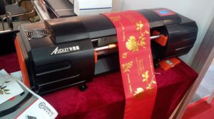 PU Hot Stamping Machine (ADL-330B) pictures & photos