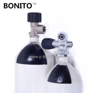 Bonito Breathing with Compressed Air Bottle 3L