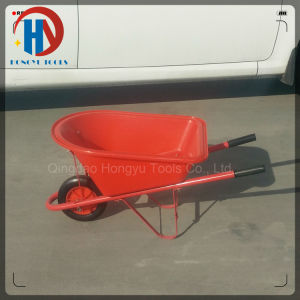10kgs Capacity Plastic Kids Wheel Barrow pictures & photos