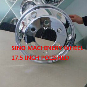 17.5X6.0 Forged Aluminum Wheel with High Quality pictures & photos