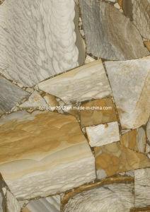 UV Fluorocarbon Decorative Stone Fiber Cement Board