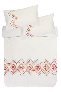 Ethnic Embroidered Duvet Cover Set pictures & photos
