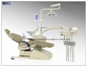 Dental Equipment Cuspidor Dental Chair Unit for Sale
