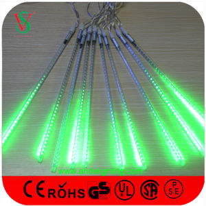 Christmas Light LED Star Falling Tube for Tree Decoration pictures & photos