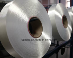 Polyester Nep Yarn- Non-Heavy Metal. Ecology. Polyester pictures & photos