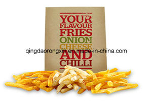 PE Coated Paper for Lotteria Chips Packaging Bag pictures & photos
